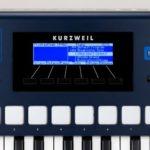 Kurzweil PC3LE6 Synthétiseur Workstation Bleu foncé