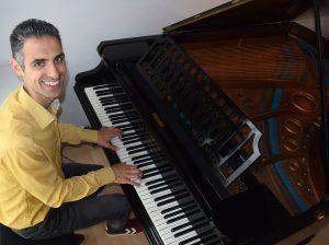 Pianoles Ruben Heimans
