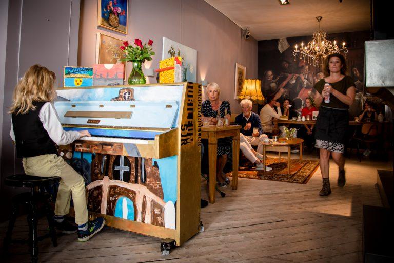 Pianowandeling 2019 Milou Oomens