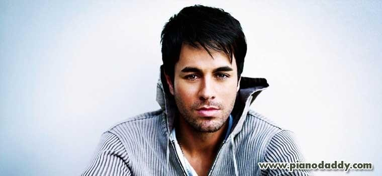 Top 10 Spanish songs by Enrique Iglesias