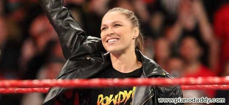 Ronda Rousey Theme Song (WWE)