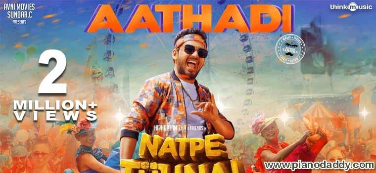 Tamil Song Notes   Piano Daddy