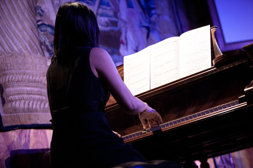 2. Anne Ku, piano