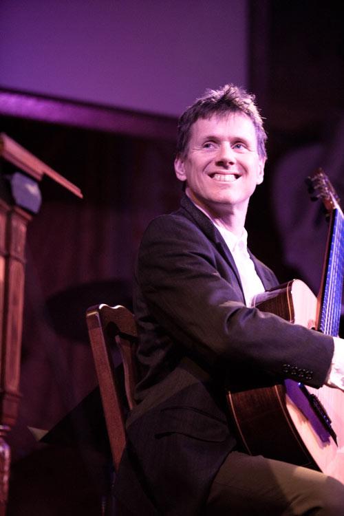 7. Robert Bekkers, classical guitarist