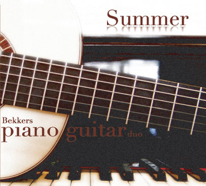 Bekkers Piano Guitar Duo first album: Summer