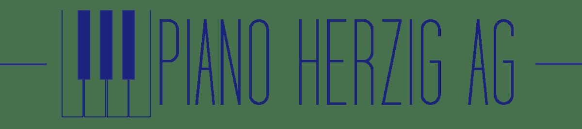 Piano Herzig Logo lang