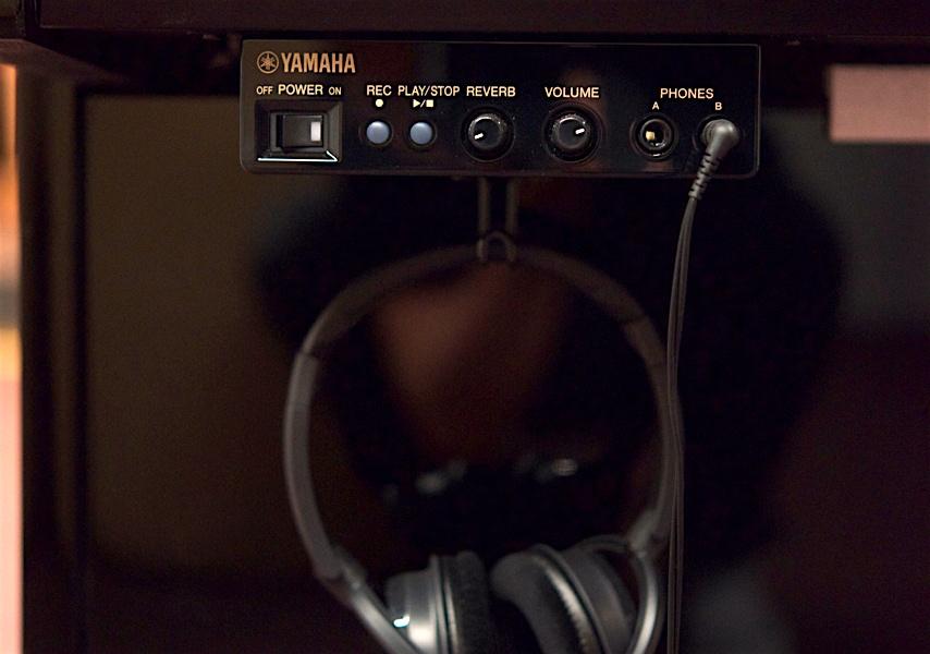 yamaha b1 silent