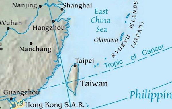 """Stretto di Taiwan: dai """"tre no"""" ai """"tre link"""""""