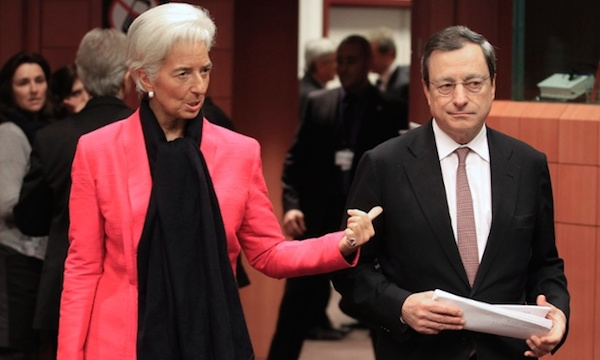 draghi lagarde
