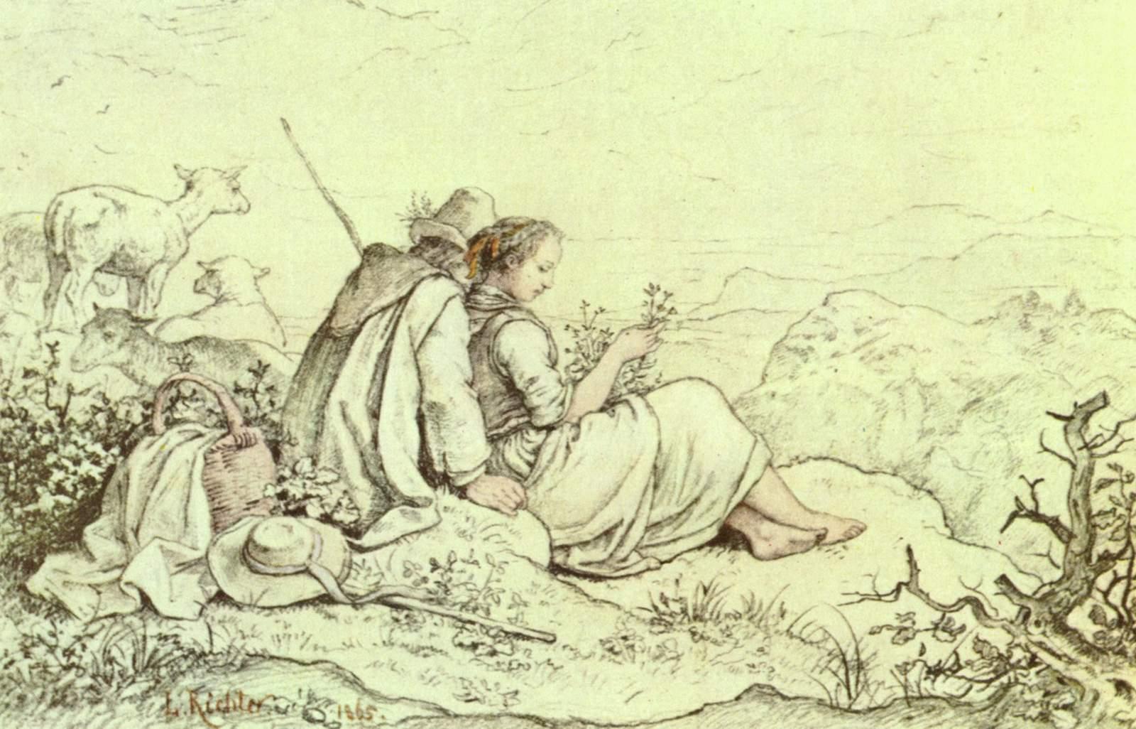 Prima del matrimonio, la (neoclassica) fuitina