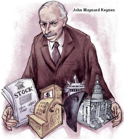 J.M. Keynes