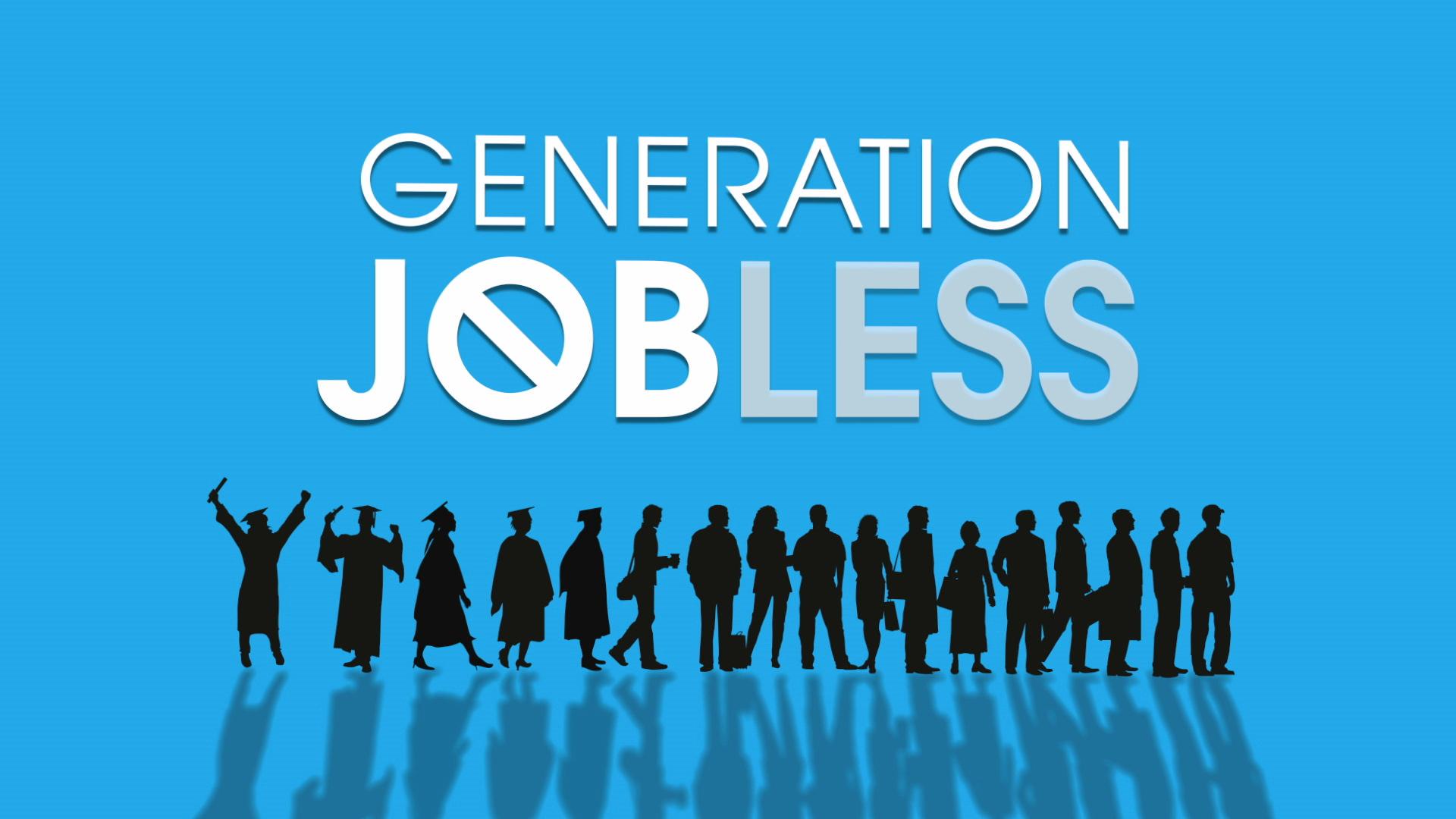 jobless o… less job?