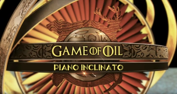 game of oil