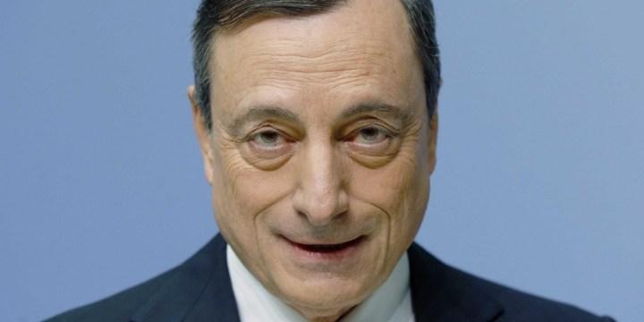 Draghi Italia