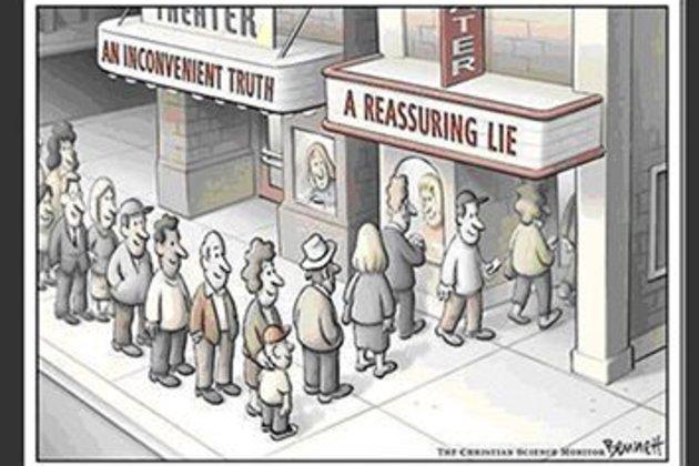 rassicuranti bugie