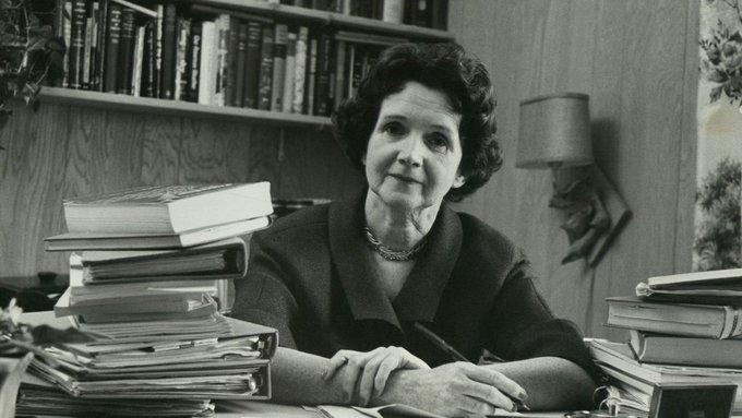 Rachel Carson e la Primavera silenziosa