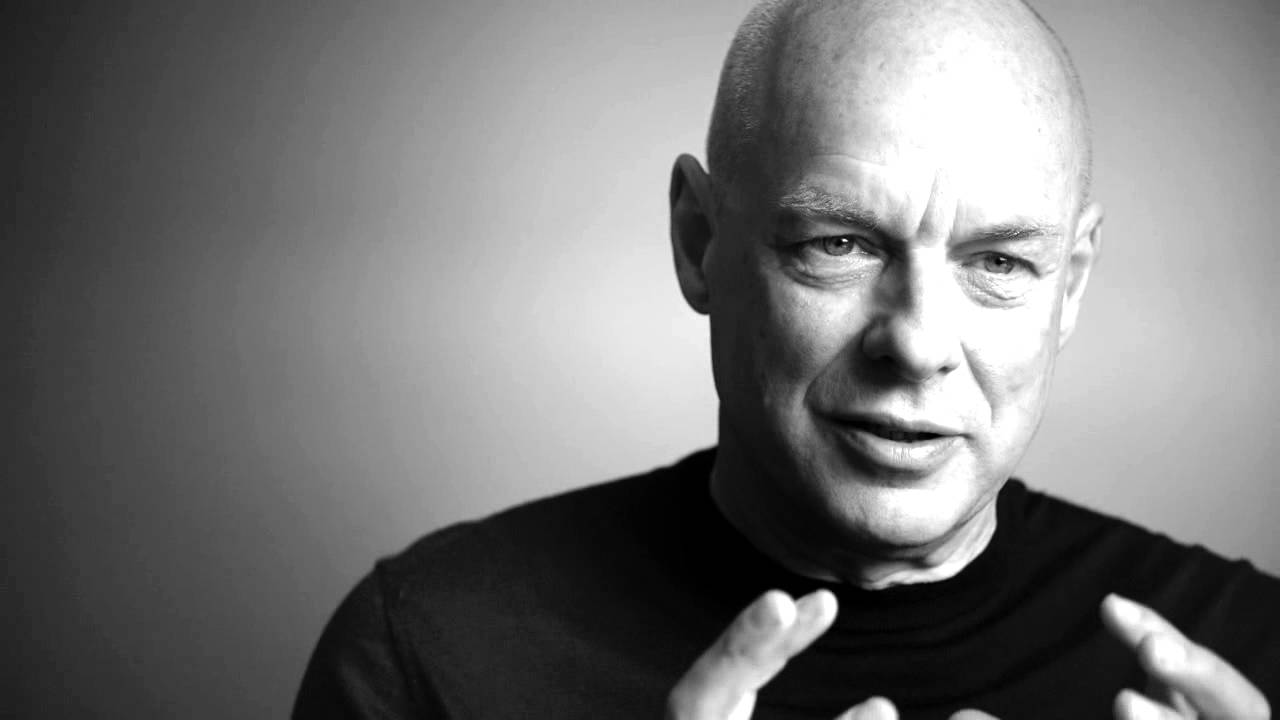 Brian Eno: elettronica, ambient