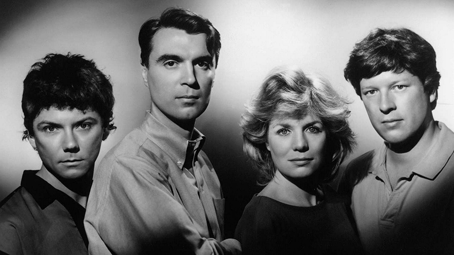 Talking Heads: rock, pop, new wave