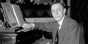 Sergei Rachmaninoff (date/source unknown)