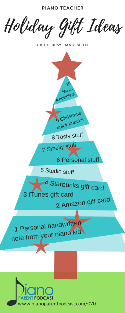 PPP070: Ten Christmas Gift Ideas for Your Piano Teacher - Piano ...
