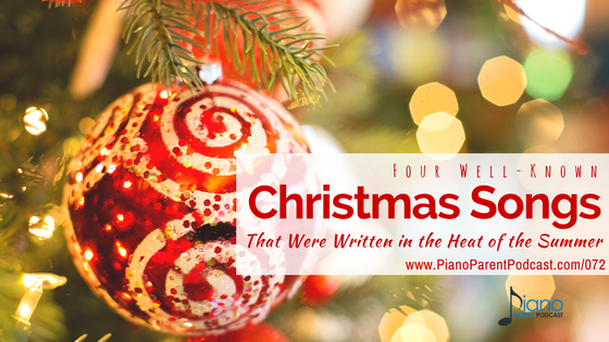 Who Wrote White Christmas.Ppp072 These Popular Christmas Songs Were Written In The