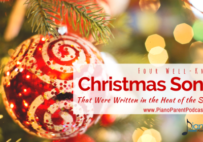 PPP072: These Popular Christmas Songs Were Written in the Heat of the Summer