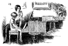 Piano dynamcs and pitch