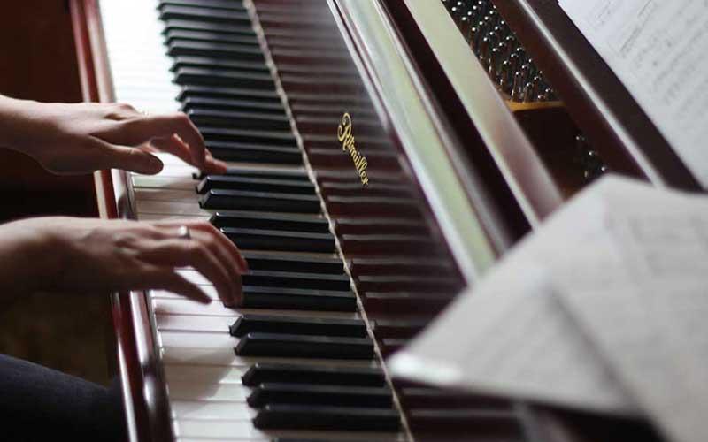 The Piano Studies