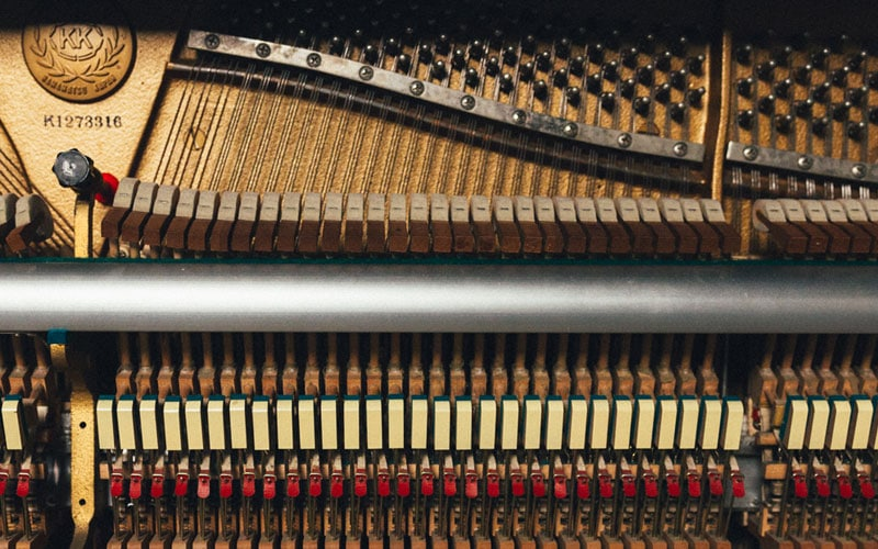 Pianistic Equipment