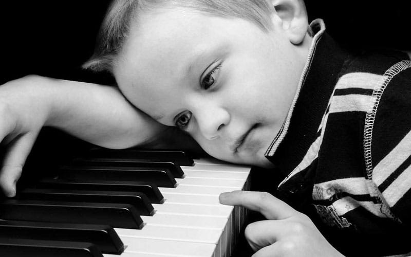 Pianist's Block:  How to Overcome It and Keep Practicing More Constructively
