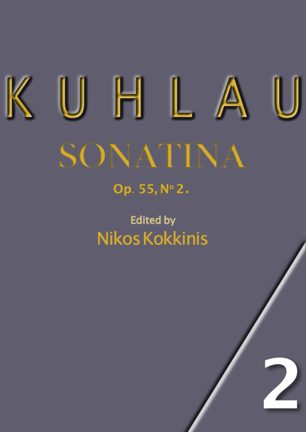 Kuhlau Sonatina No2