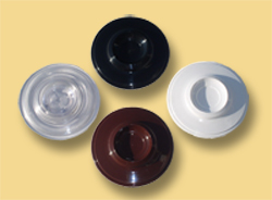 Piano Caster Cups Plastic From Piano Supplies