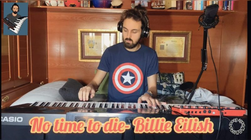 Billie Eilish - No Time To Die