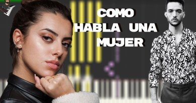 Paula Cendejas - Como habla una mujer ft. C.Tangana