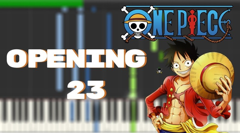 One Piece - Opening 23