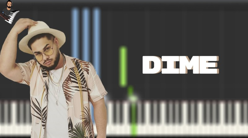 Daviles de Novelda - Dime