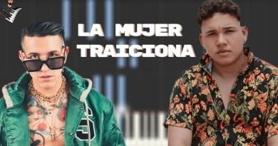 La Mujer Traiciona - Lenny Tavárez ft. Beéle