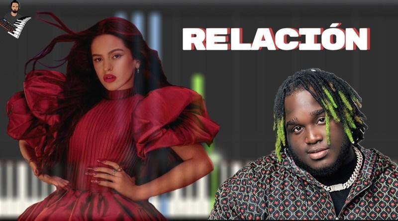 Sech , Daddy Yankee , J Balvin, Rosalía & Farruko- Relación Remix