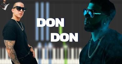 Daddy Yankee, Anuel AA & Kendo Kaponi - Don Don