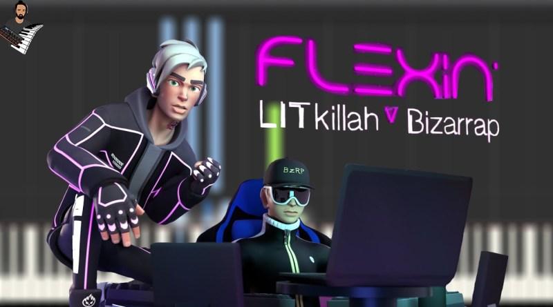 LIT killah x Bizarrap - Flexin'