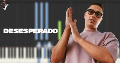 Joey Montana, Greeicy, Cali Y El Dandee - Desesperado (Voy A Tomar) | Piano Tutorial + Partitura
