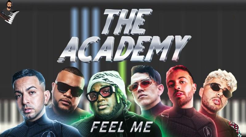 Feel Me - Rich Music LTD, Sech, Dalex ft. Justin Quiles, Lenny Tavárez, Feid