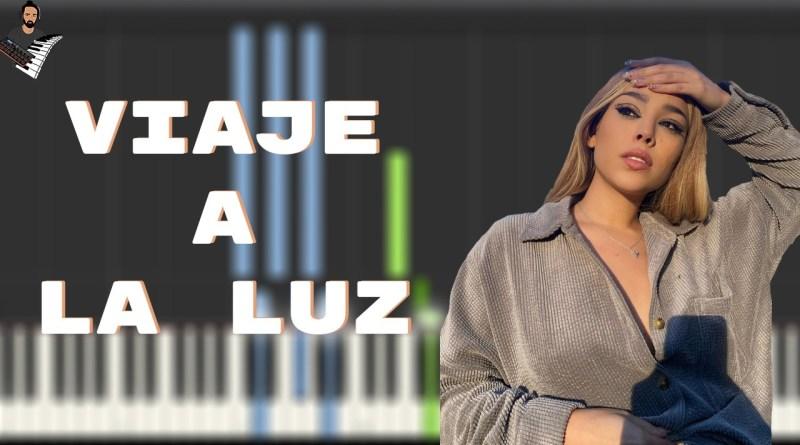 Danna Paola - Viaje A La Luz
