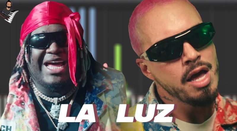 La Luz - Sech J Balvin