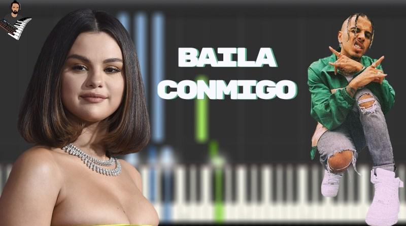 Selena Gomez & Rauw Alejandro - Baila Conmigo