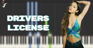 Olivia Rodrigo - Drivers License