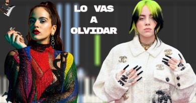 Billie Eilish & ROSALÍA - Lo Vas A Olvidar