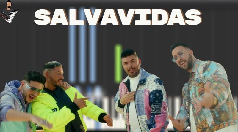 Lérica & Demarco Flamenco & Nyno Vargas - Salvavidas