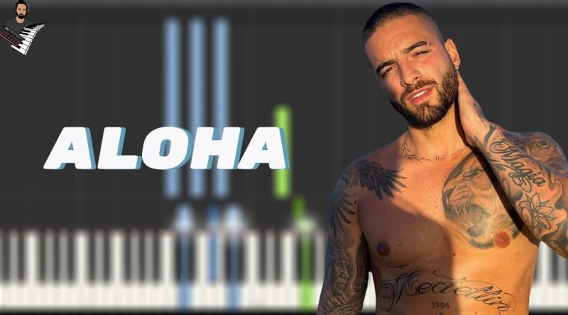 Aloha - Maluma