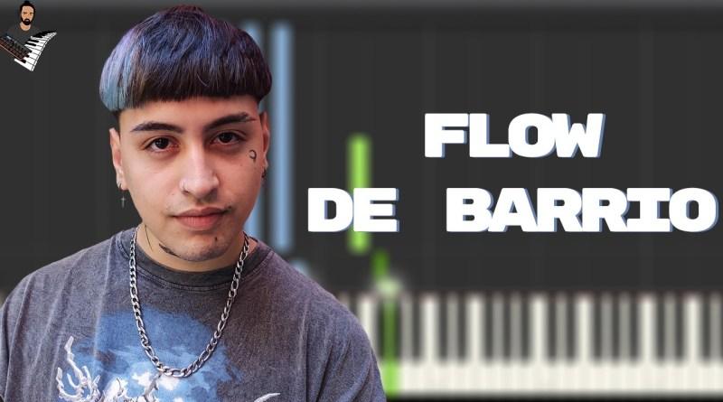 Tiago PZK - Flow de Barrio